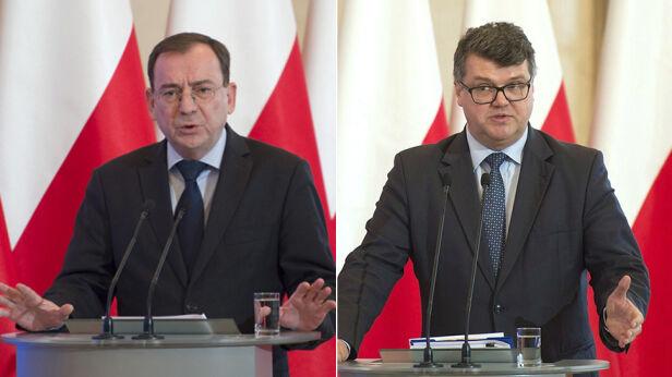 Premier skomentował sprawę polityków PiS KPRM