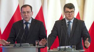 """Premier o powiązaniach Kamińskiego i Wąsika. """"Niesłuszne zarzuty"""""""