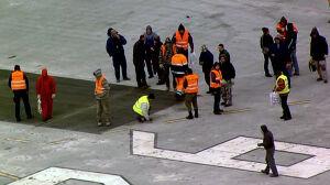 Lotnisko Modlin domaga się 5 milionów od wykonawcy pasa