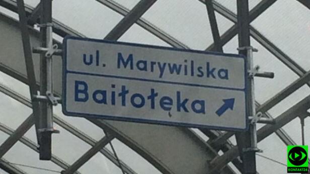 """""""Baiłołęka"""" czy Białołęka? ConstantinXI / Kontakt 24"""