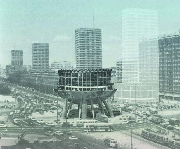 Rotunda według Grupy Centrala mat. projektanta