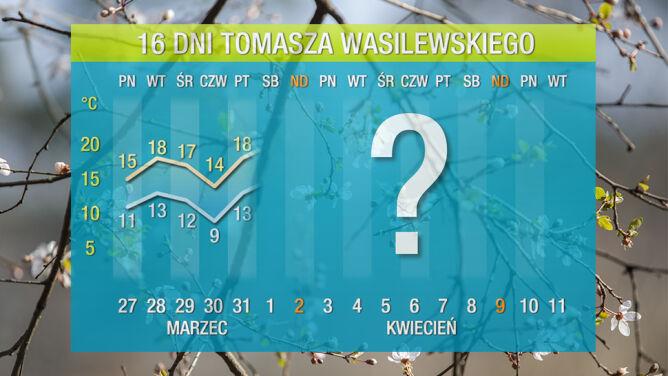 Prognoza na 16 dni: będzie wybuch wiosny