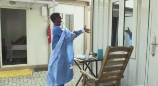 Nigeria walczy z pandemią COVID-19